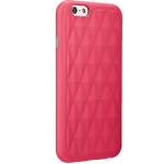 Milk and Honey Geometric Pattern Case for Apple iPhone 6/6s - Pink