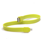 Syncable / Micro USB / Green