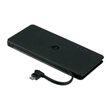 Motorola P4000 Power Pack Portable Charger for Micro USB Devices (Black) - MICUNIPWR3-Z