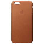 Original Apple Leather Cover for iPhone 6/6s ??? Saddle Brown