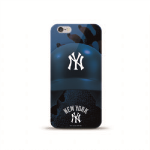 Licensed MLB Helmet Case for iPhone7 Plus. New York Yankees
