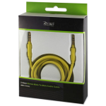 Reiko - Stereo Male to Male Audio Cable 3.5mm - Yellow