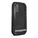 Technocel Slider Skin Case Cover Motorola Photon 4G (smoke black) - MMB855SSBK-Z