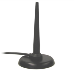 Larsen - Magnetic Mount Dual Band Cellular Antenna with SMA Connector