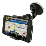 WireX Universal Windshield Mount with Phone Clip (Black)