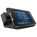 Motorola HD Dock with 3.5mm Audio-out/USB/HDMI Ports for Droid Razr - Black