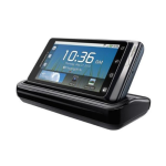 OEM Motorola Multimedia Docking Station for Motorola Droid 2 A955 / Droid A855 (Black) - MOTDRDDOCK