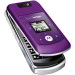 Motorola W755 Replica Dummy Phone / Toy Phone (Purple) (Bulk Packaging)