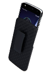 Verizon Kickstand Shell Holster Combo for Moto Z Play Droid