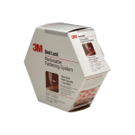 3M Products Dual Lock  CLEAR Fastener  1