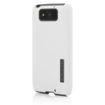 Incipio DualPro for Motorola Droid Ultra - Optical White / Charcoal Gray