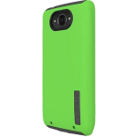 Incipio DualPro Shock Absorbing Case for Motorola Droid Turbo - NeonGreen/Grey