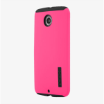 Incipio DualPro Shock Absorbing Case for Motorola Nexus 6 - Pink/Black