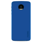 Incipio Interchangeable Back Plate for Moto Z Force Droid, Z Droid - Iridescent Nautical Blue