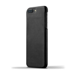 Mujjo Leather Case for Apple iPhone 7 Plus/8 Plus - Black