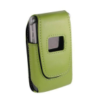 Technocel - Plastic Shield for Motorola V3 RAZR, Samsung A900 - Green Blossom