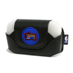 National Basketball Association Large Horizontal Cell Phone Pouch (Philadelphia 76ers)
