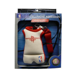 National Basketball Association Cell Phone Jersey Pouch (Houston Rockets)