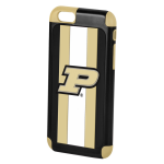NCAA Dual Hybrid Case for Apple iPhone 6 - Indiana Purdue