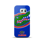 Mizco Sports NCAA Oversized Snapback TPU Case for Samsung Galaxy S6 (Florida Gators)