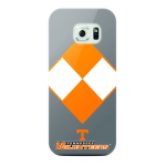 Mizco Sports NCAA Oversized Snapback TPU Case for Samsung Galaxy S6 (Tennessee Volunteers)