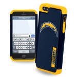 NFL HardCase 2-PCS for iP5/5s. San Diego Chargers