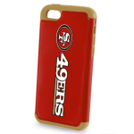Licensed NFL Hybrid Case iPhone4/5/6