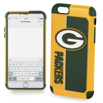 NFL Dual Hybrid Case iPhone6/6s. Green Bay Packers