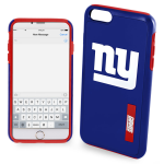 NFL Dual Hybrid Case iPhone6. New York Giants