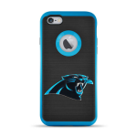 National Football League Flex Case for Apple iPhone 6 / 6S (Carolina Panther)