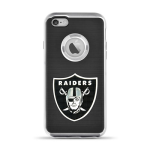 National Football League Flex Case for Apple iPhone 6 / 6S (Oakland Raiders)