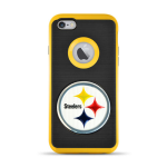 National Football League Flex Case for Apple iPhone 6 / 6S / 6 Plus (Pittsburgh Steelers)