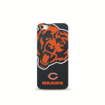 Mizco Sports NFL Oversized Snapback TPU Case for Apple iPhone 5 / 5S / SE (Chicago Bears)