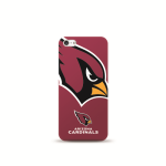 Mizco Sports NFL Oversized Snapback TPU Case for Apple iPhone 5 / 5S / SE (Arizona Cardinals)