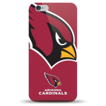 Mizco Sports NFL Oversized Snapback TPU Case for Apple iPhone 6 / 6S (Arizona Cardinals)
