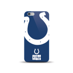 Mizco Sports NFL Oversized Snapback TPU Case for Apple iPhone 6  / 6S (Indianapolis Colts)