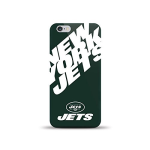 Mizco Sports NFL Oversized Snapback TPU Case for Apple iPhone 6 / 6S (New York Jets)