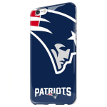 Mizco Sports NFL Oversized TPU Case for iPhone 6 / 6S (New England Patriots)