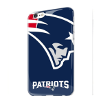 Mizco Sports NFL Oversized Snapback TPU Case for Apple iPhone 6  / 6S (England Patriots)