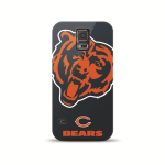 Mizco Sports NFL Oversized Snapback TPU Case for Samsung Galaxy S5 (Chicago Bears)