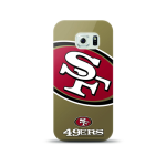 Mizco Sports NFL Oversized Snapback TPU Case for Apple iPhone 5 / 5S (San Francisco 49ers)