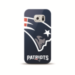 Mizco Sports NFL Oversized Snapback TPU Case for Samsung Galaxy S6 (New England Patriots)