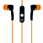 NFL Earbuds. Chicago Bears