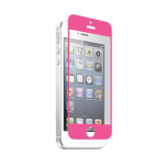 zNitro Nitro Glass Tempered Glass Screen Protector for Apple iPhone 5 / 5S / 5C (Pink)