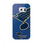 Mizco Sports NFL Oversized TPU Case for Samsung Galaxy S6 (St. Louis Blues)