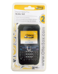 OtterBox Impact Case for Nokia E63 (Black)