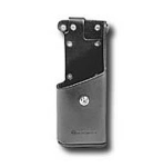 OEM Motorola NTN8125A High Activity Leather Swivel Snap Carrying Case with