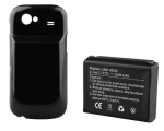 Samsung Nexus S i9020 Extended Battery and Door (Black)  - 3000mAh