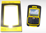 OtterBox Defender Case for BlackBerry 8800 (Black/Yellow)