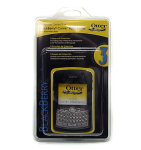 OtterBox Defender Case for BlackBerry Curve 8300 (Black)